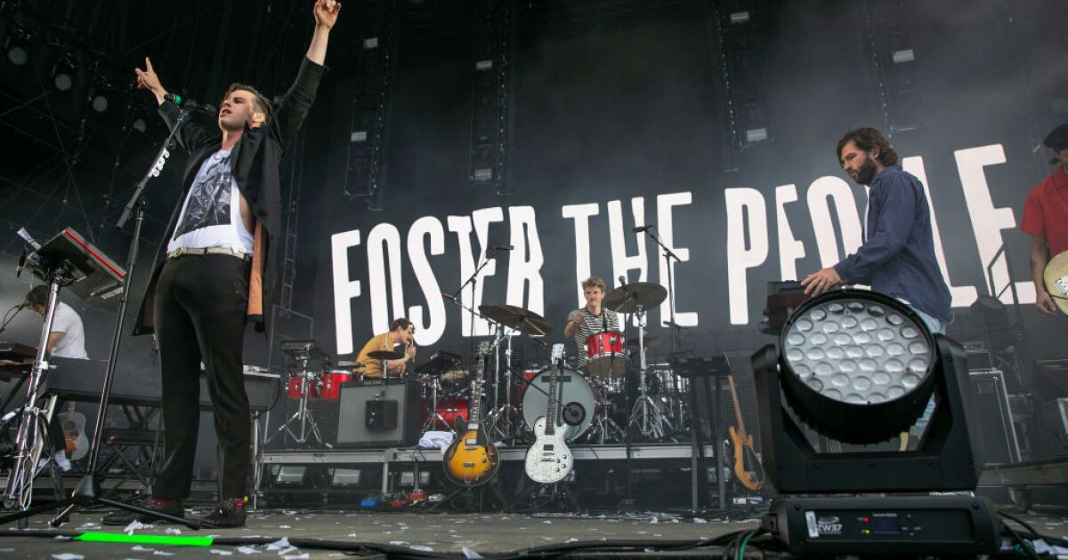 Founding member of Foster the People resigns from band