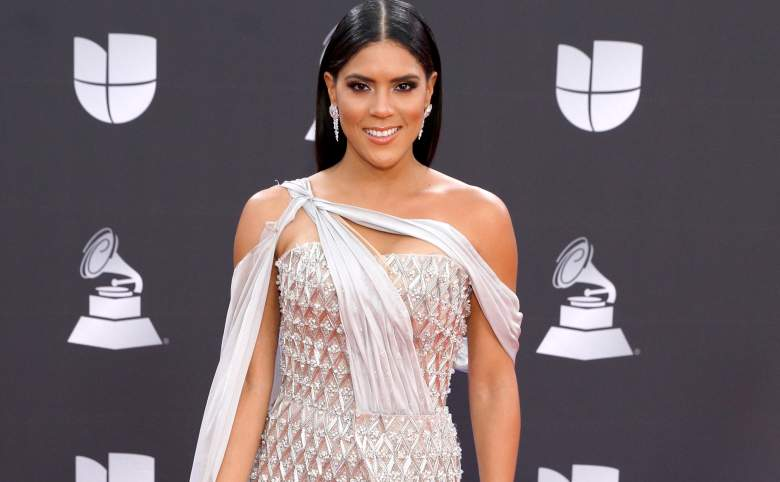 Francisca Lachapel wore a great body on her return to