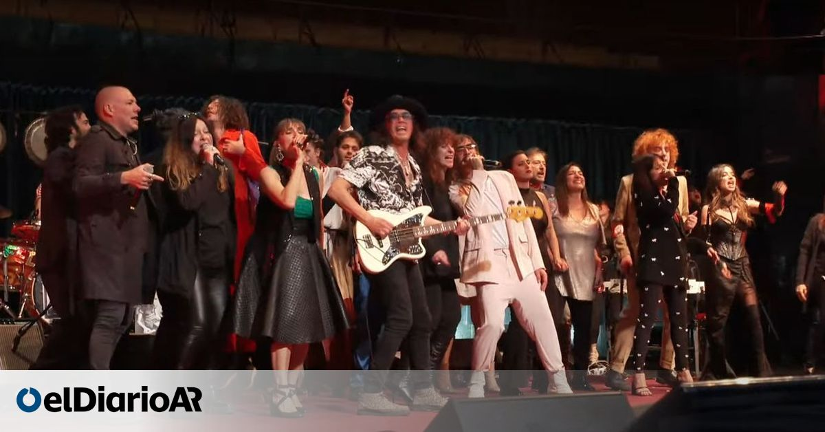 Great figures of music closed the tribute concert to Charly