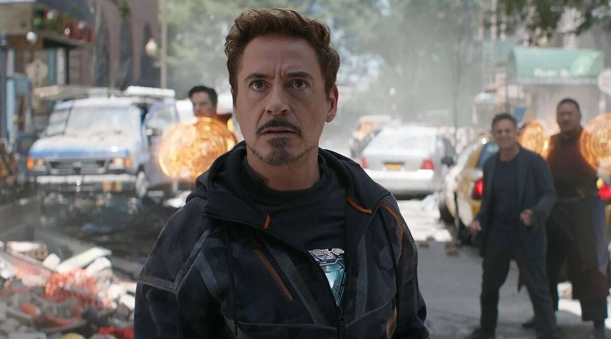 How Robert Downey Jr fit into Iron Man in Avengers
