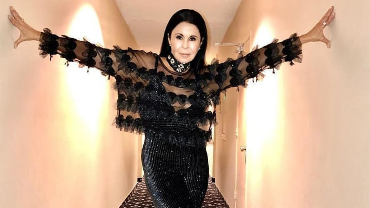 How old is Maria Conchita Alonso and other curious facts