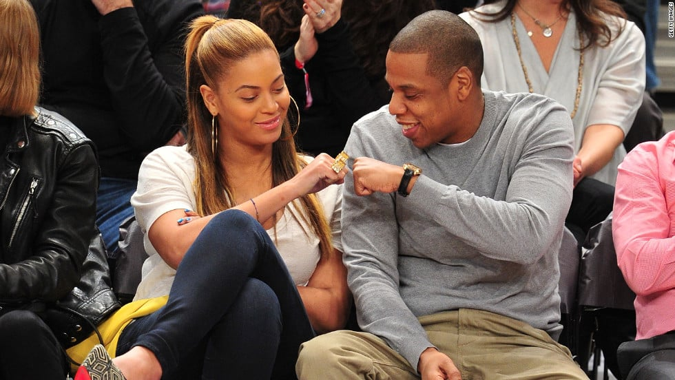 Jay Z and Beyonce set to be first couple to compete
