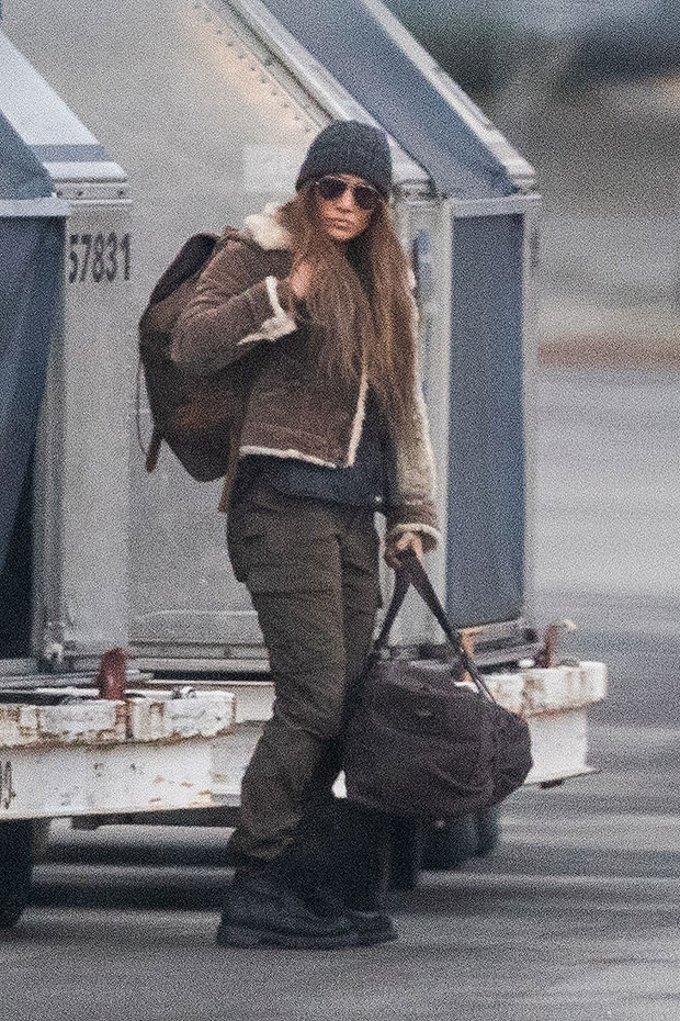 Jennifer Lopez turns into assassin for action packed the Mother scene