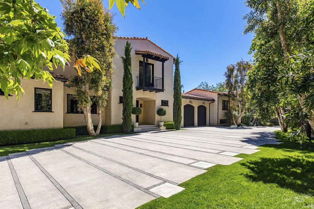 Jessica Biel and Justin Timberlake sell their Hollywood villa see