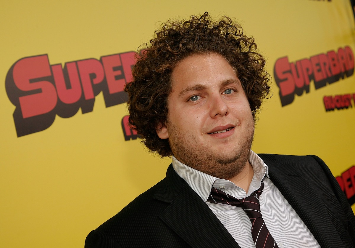 Jonah Hill dropped out of college because he had too