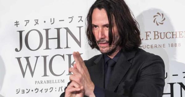 Keanu Reeves reveals details about John Wick 4