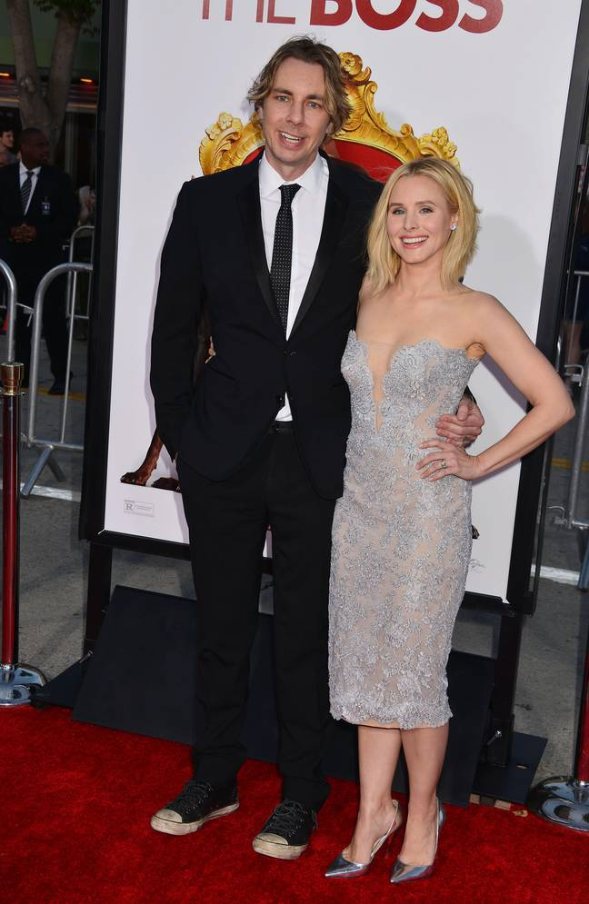 Kristen Bell reveals husband Dax Shepard once sucked on her