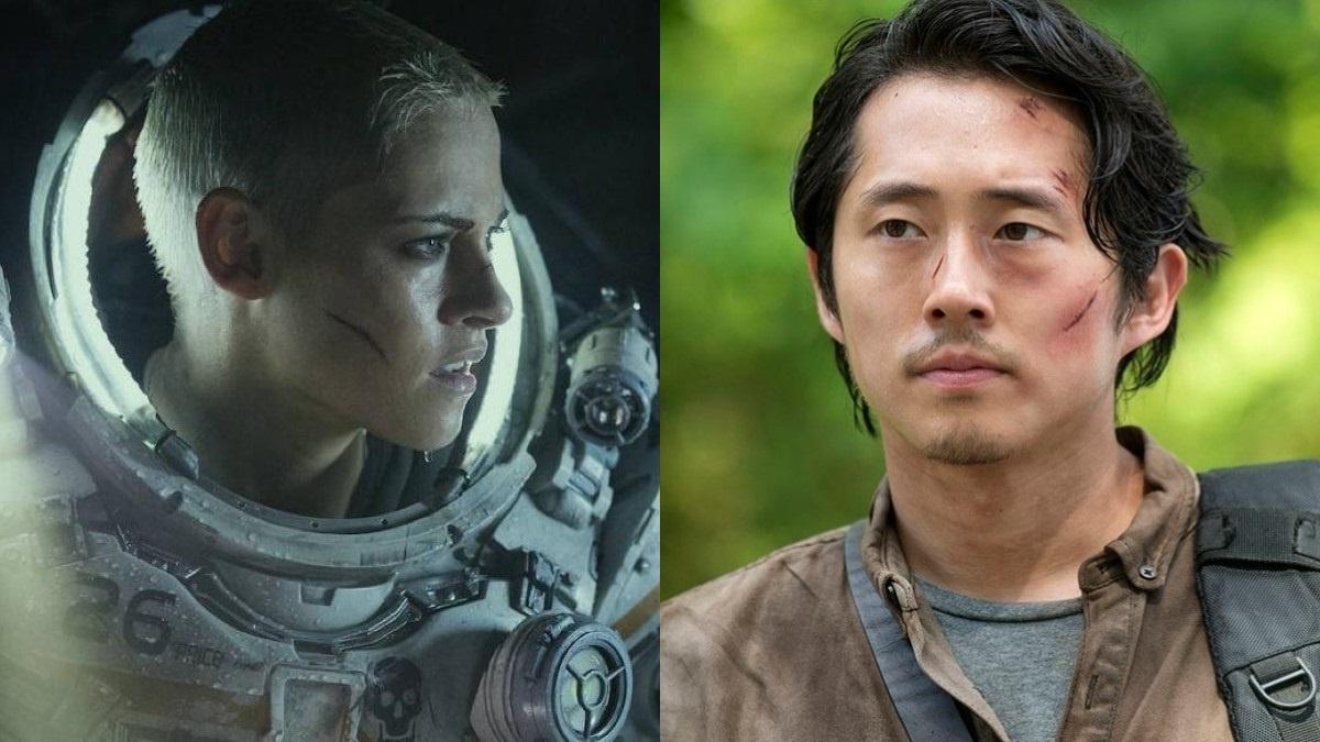 Kristen Stewart to make sci fi movie with Steven Yeun