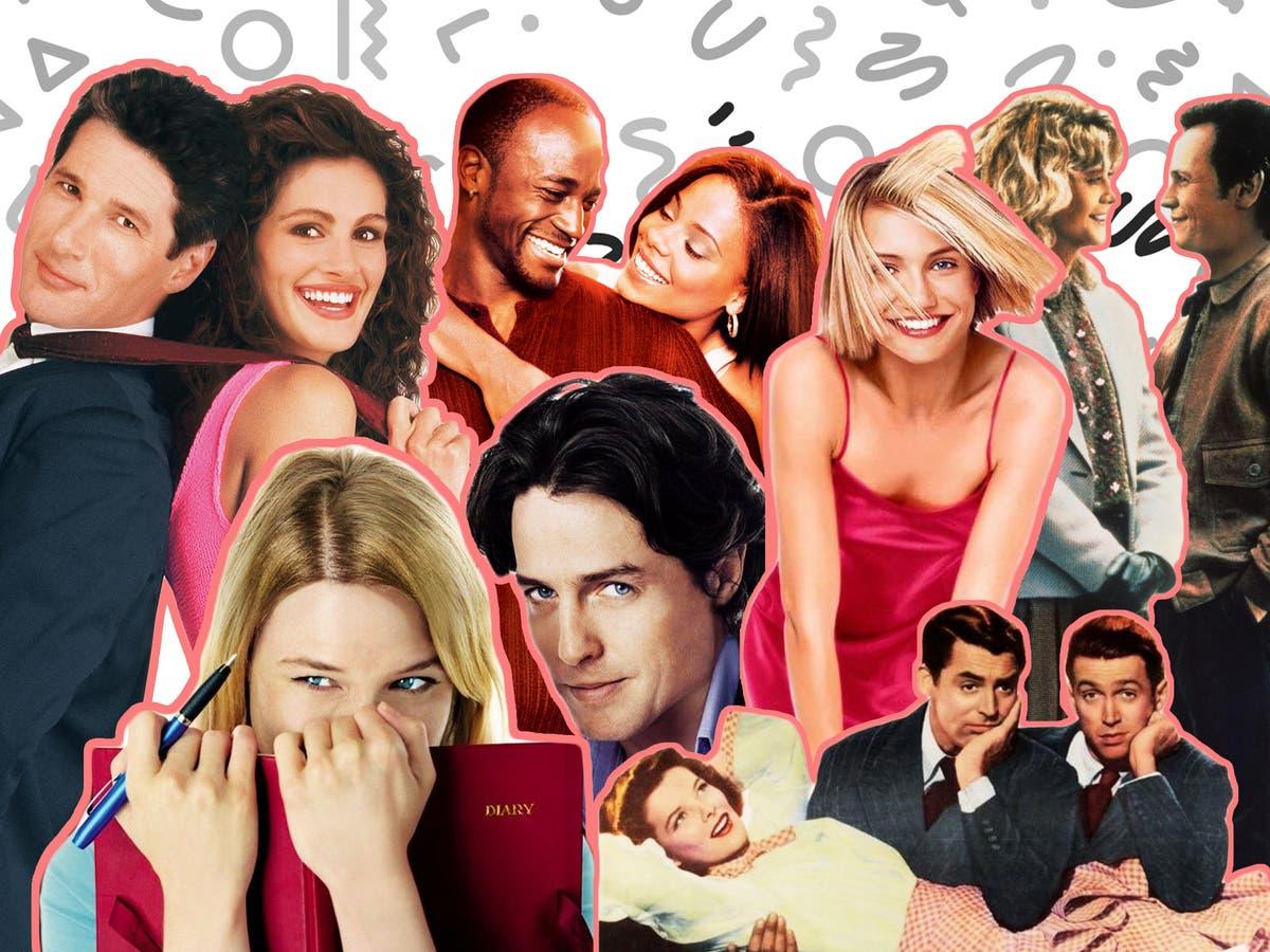 Las 34 mejores comedias romanticas de la historia en orden