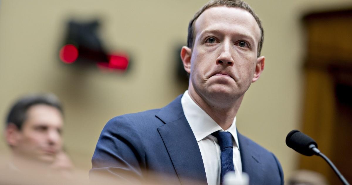 Mark Zuckerberg accused of helping Biden win the US presidency
