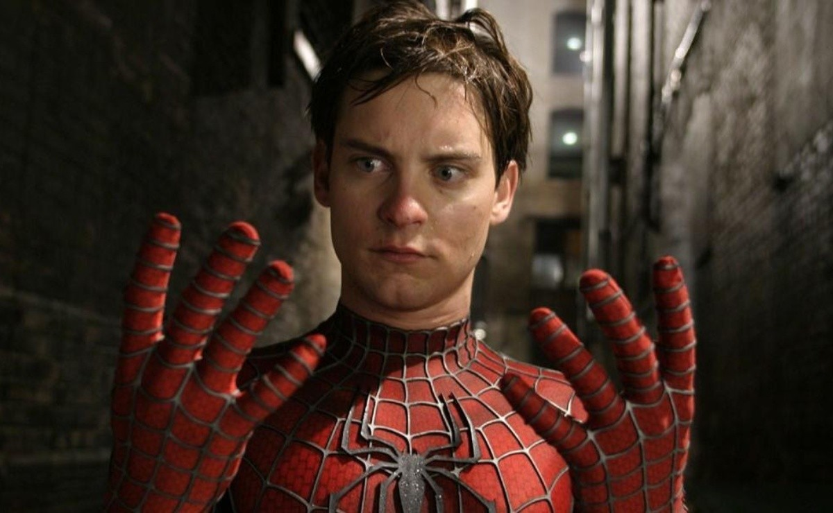 Marvel Tobey Maguires fortune playing Spider Man