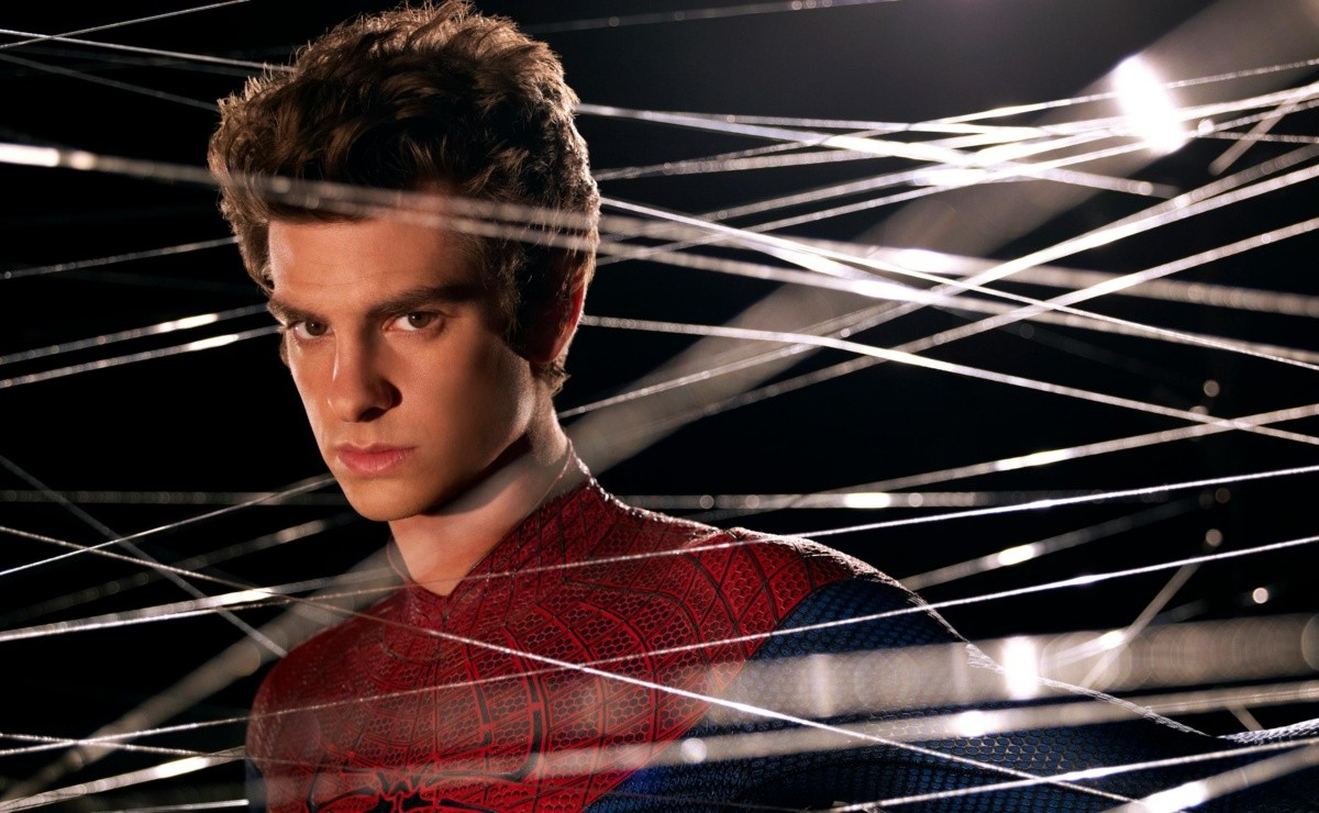 Marvels Spider Man No Way Home confirms Andrew Garfields new photo