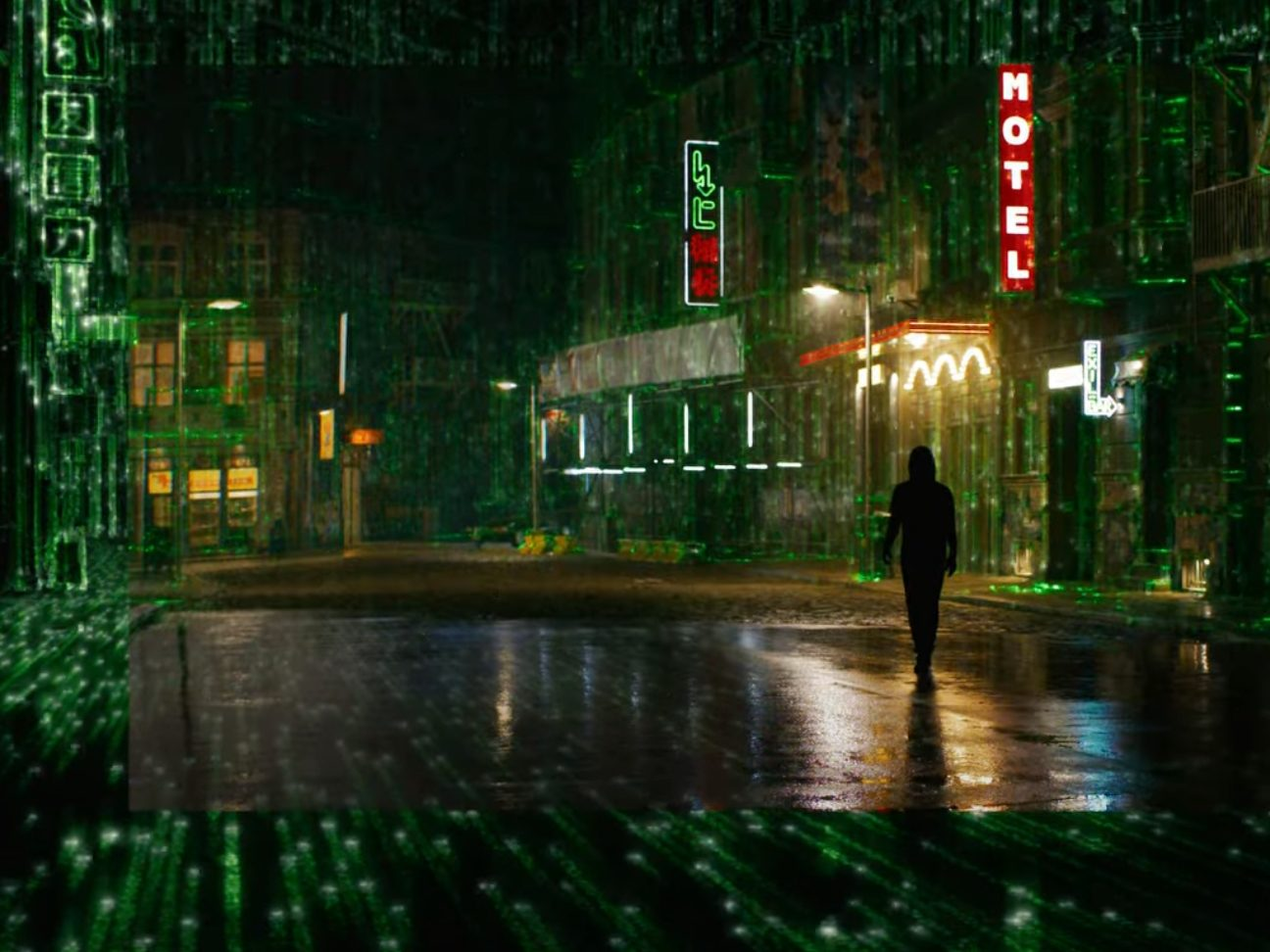 Matrix 4 a theory about the character of Neil Patrick