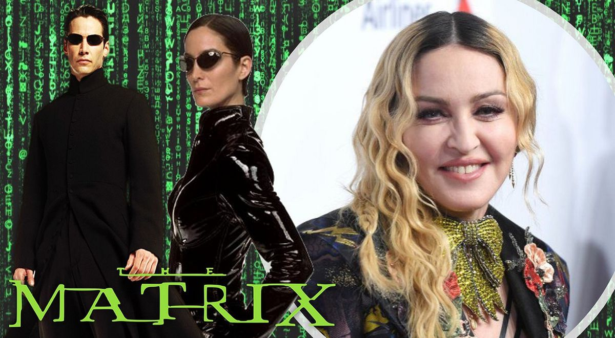 Matrix Madonna regretted turning down movie role with Keanu Reeves