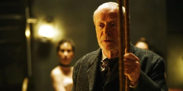 Michael Caine No the legend is not retiring from acting
