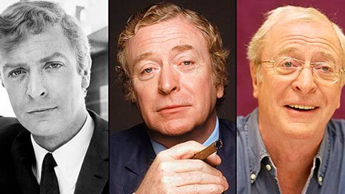 Michael Caine denied his retirement with a funny phrase