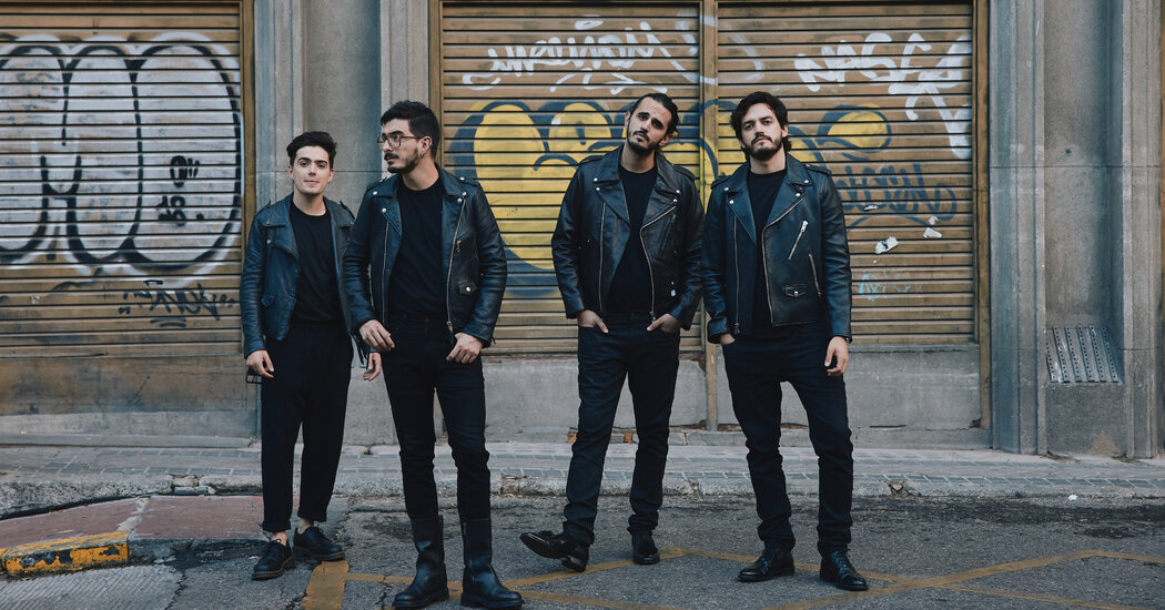 Morat the Colombian band that conquers the world to the