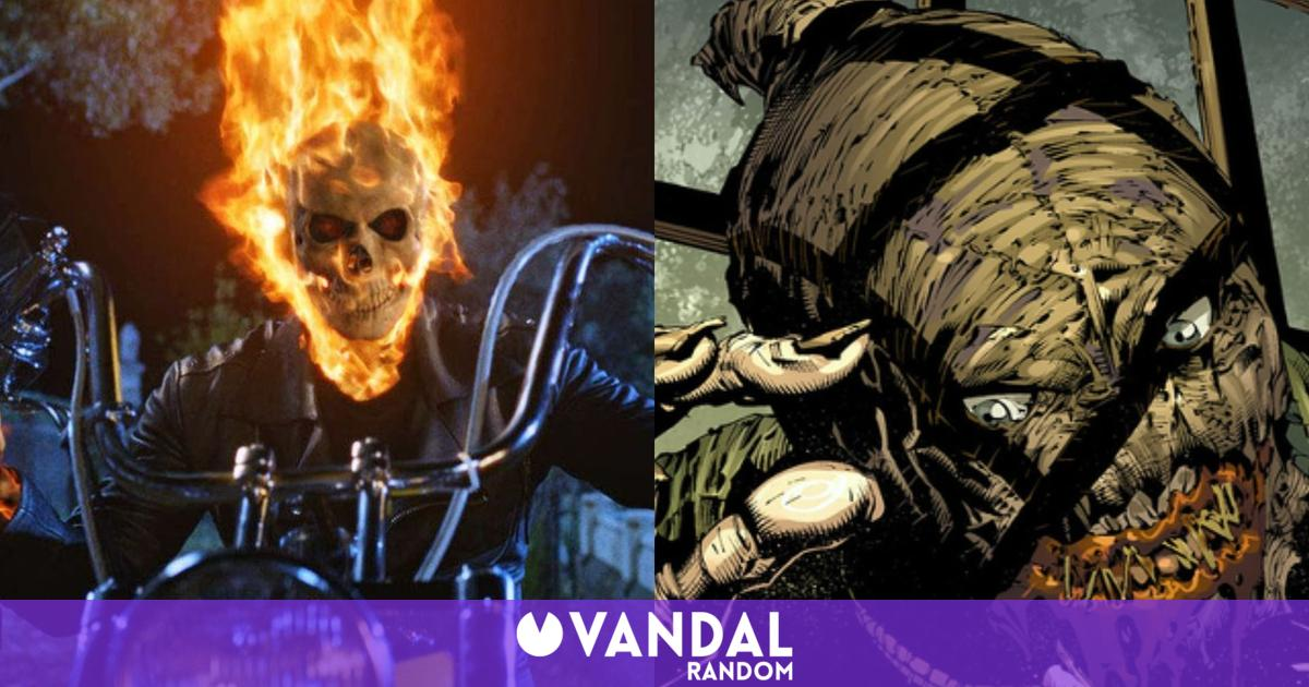 Nicolas Cages Ghost Rider was going to have a terrifying