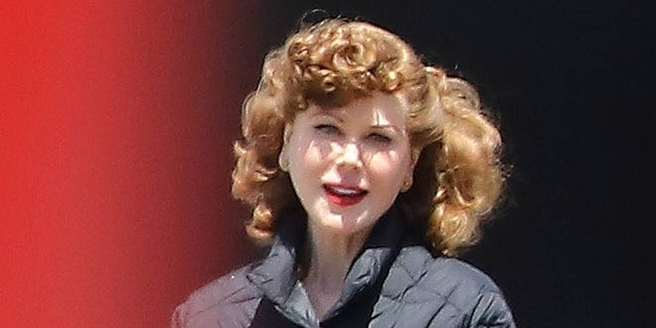Nicole Kidman es Lucille Ball Lucy en la pelicula biografica