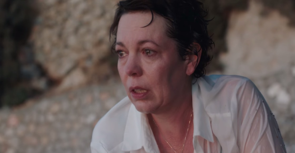 Olivia Colman raises the tension in the trailer for The