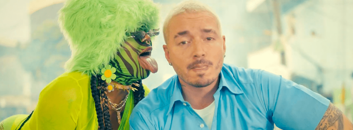 Opinion The free fall of J Balvin the whitening of