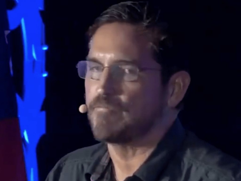 Passion of the Christ actor Jim Caviezel tells QAnon conference