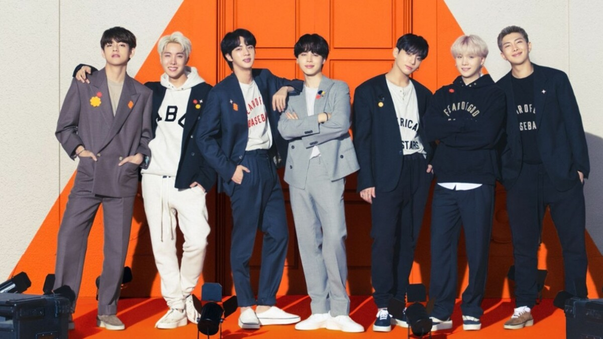 Permission to Dance on Stage BTS publishes instructions to watch