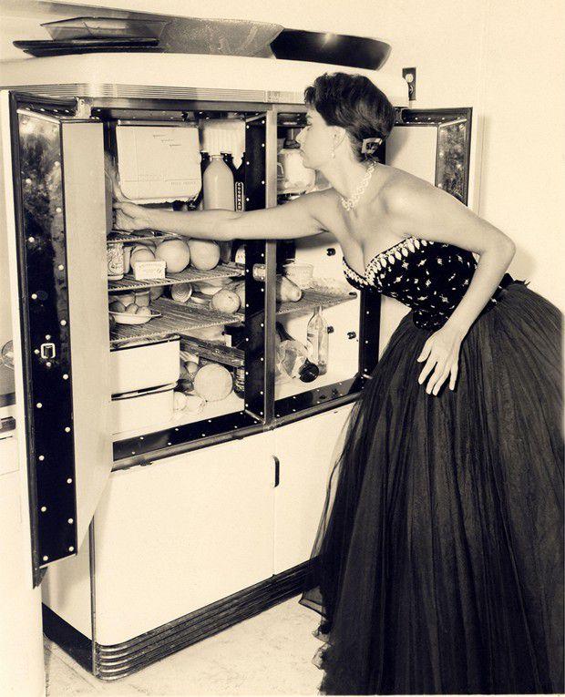 Photos Sophia Loren love of cooking