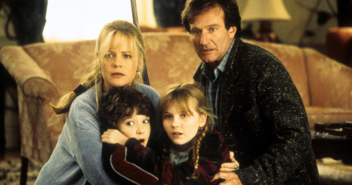 Robin Williams iconic film is among Netflixs Top 10