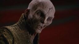 [SPOILER] Andy Serkis discusses the fate of Supreme Leader Snoke - saga news
