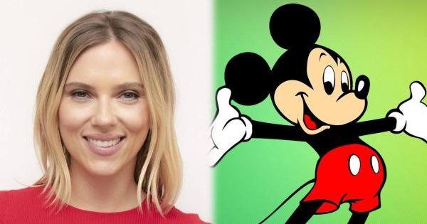 Scarlett Johansson and Disney reach an agreement on Black Widow