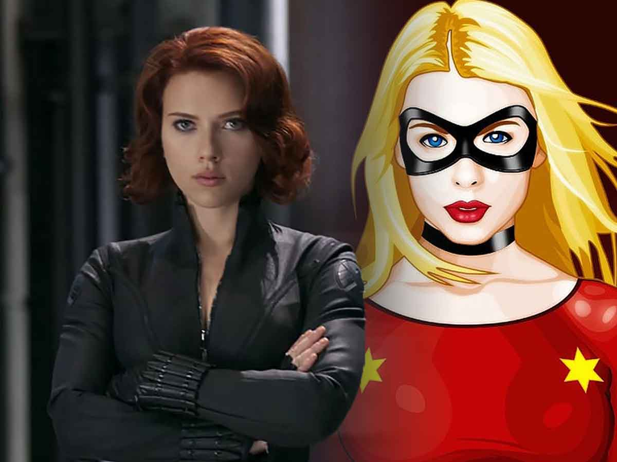 Scarlett Johansson wanted to play 2 other Marvel Studios characters
