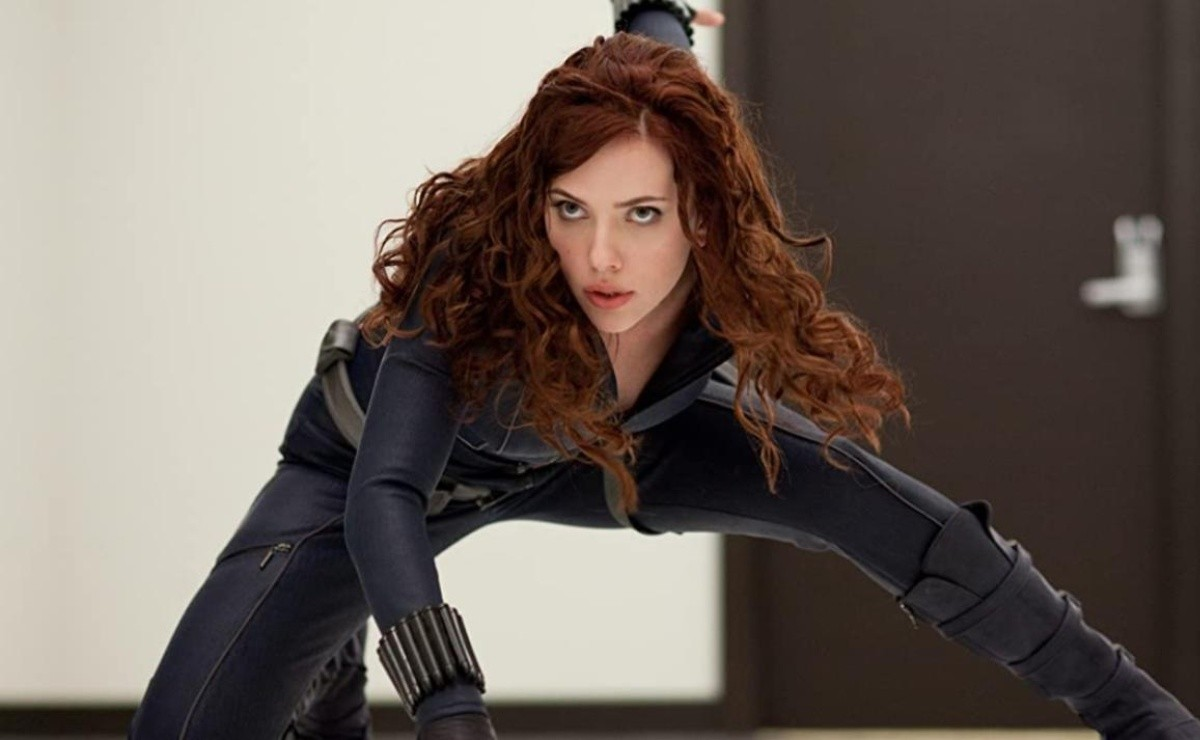 Scarlett Johnassons most iconic scene as Black Widow in Marvel