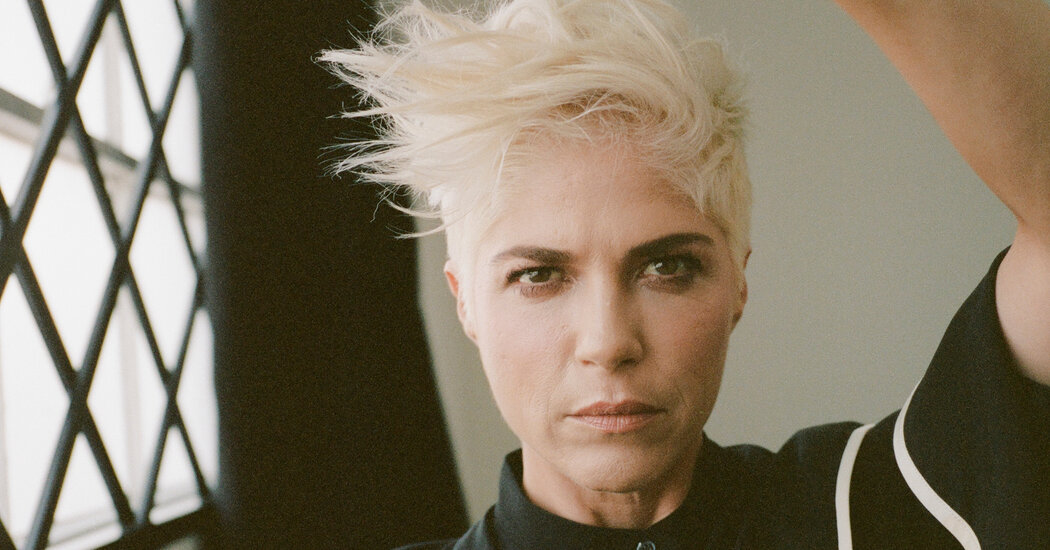 Selma Blair wants you to see what her life is