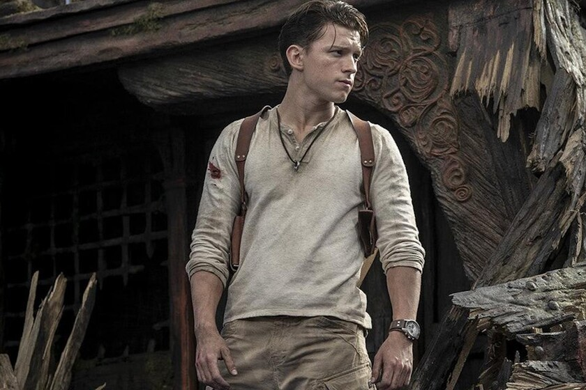 Spectacular trailer for Uncharted this is how faithfully Tom Hollands