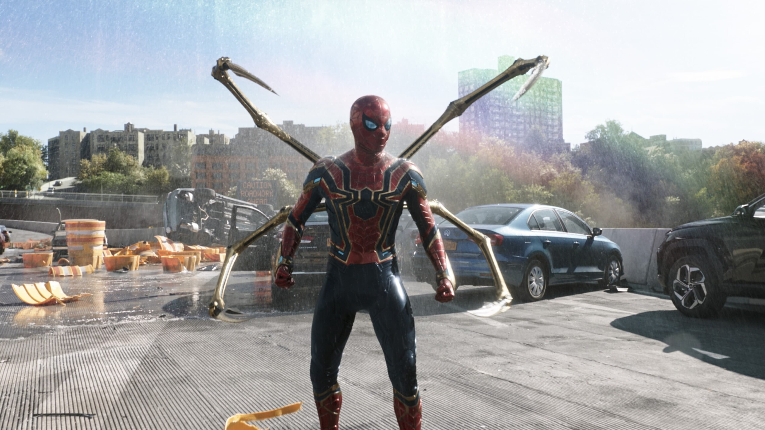 Spider Man No Way Home Tom Holland teases an incredible scaled