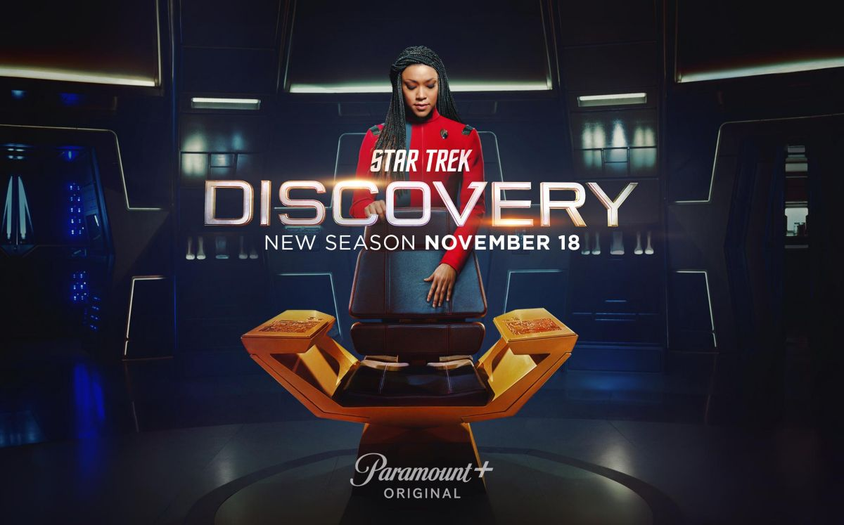 Star Trek Discovery 4 Release Date and Trailer VIDEO
