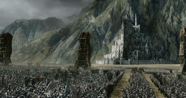 The Lord of the Rings Amazon series would have battles