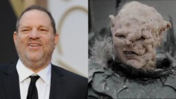 The Lord of the Rings: Elijah Wood claims an orc was based on Harvey Weinstein   Tomatazos