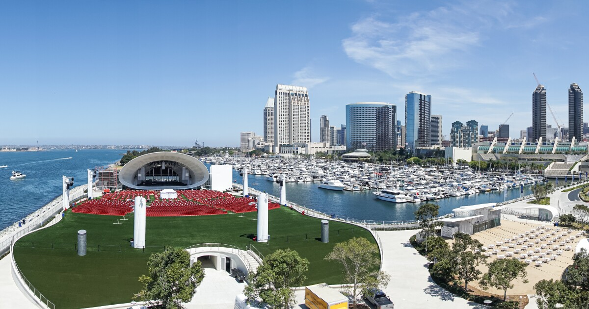 The Rady Shell to Present San Diego Symphonys First Outdoor