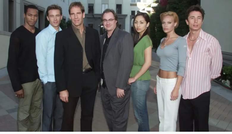 The actors of Star Trek Enterprise then and now