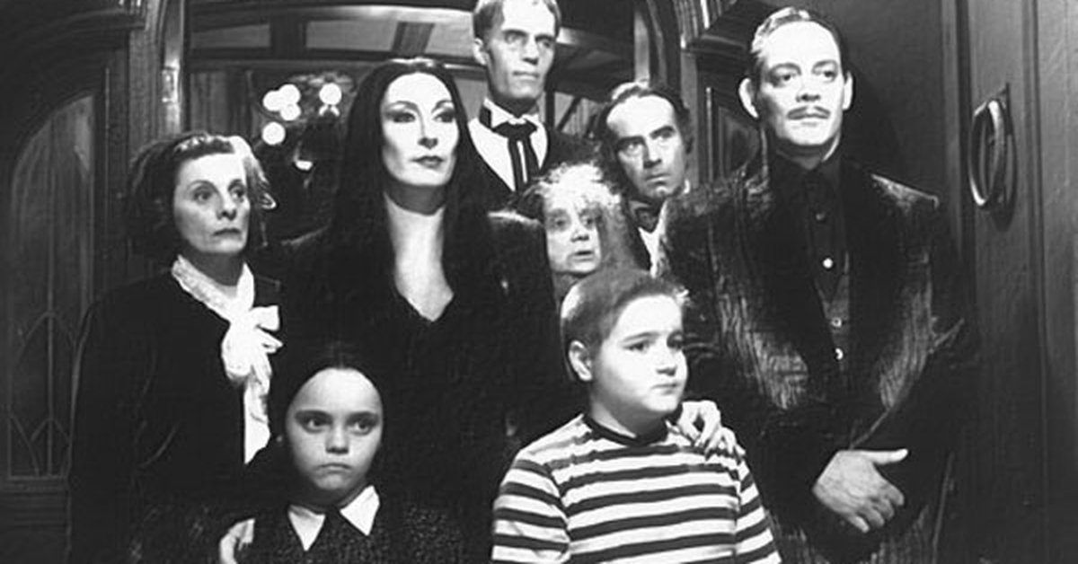 The crazy Addams a new movie and the announcement of