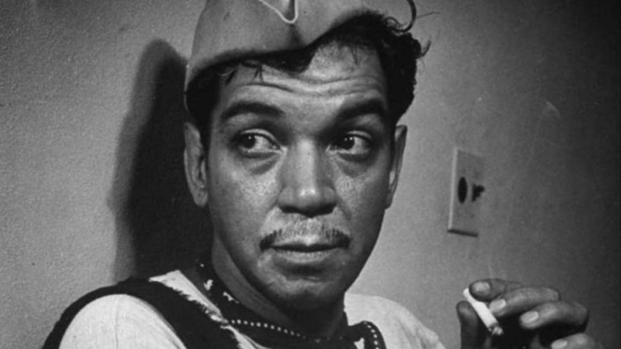 The day Cantinflas claimed him for marrying without love