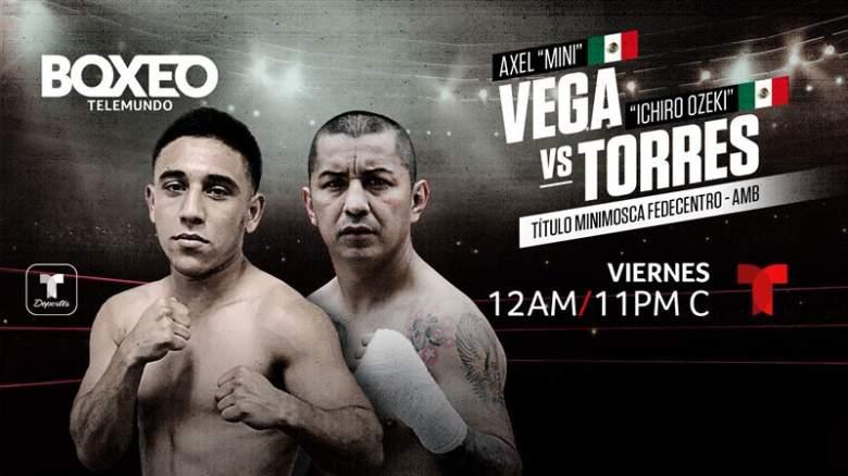 The fall season of Boxeo Telemundo is already starting How