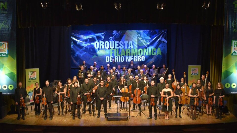 The happy return of the Bariloche Music Festival Face to face