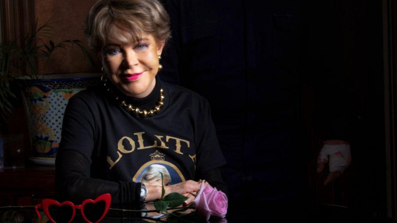 The tremendous SUSTO of Lolita Ayala Michael Myers from Halloween