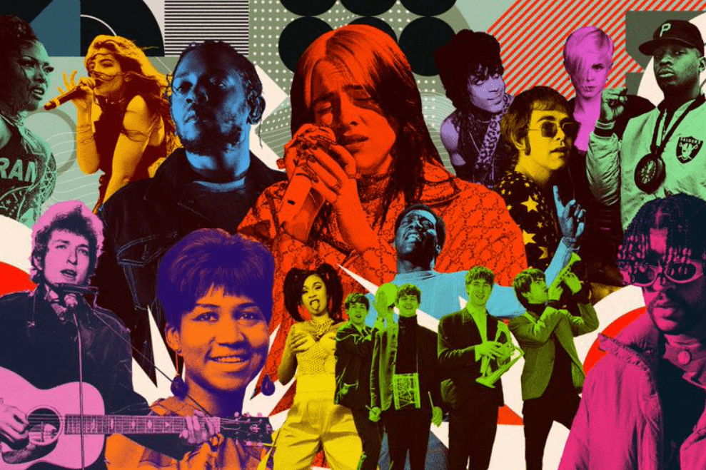 These are the best songs of all time according to