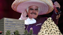 They uncover MILLIONAIRE HOSPITAL account of Vicente Fernández, how much does he MUST after 2 months hospitalized?