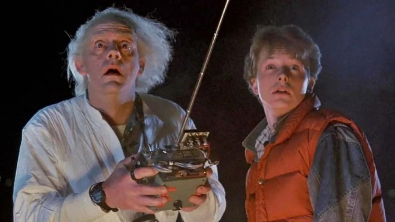 This is how the actors of Back to the Future