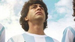 This is the official trailer of Maradona: Blessed Dream
